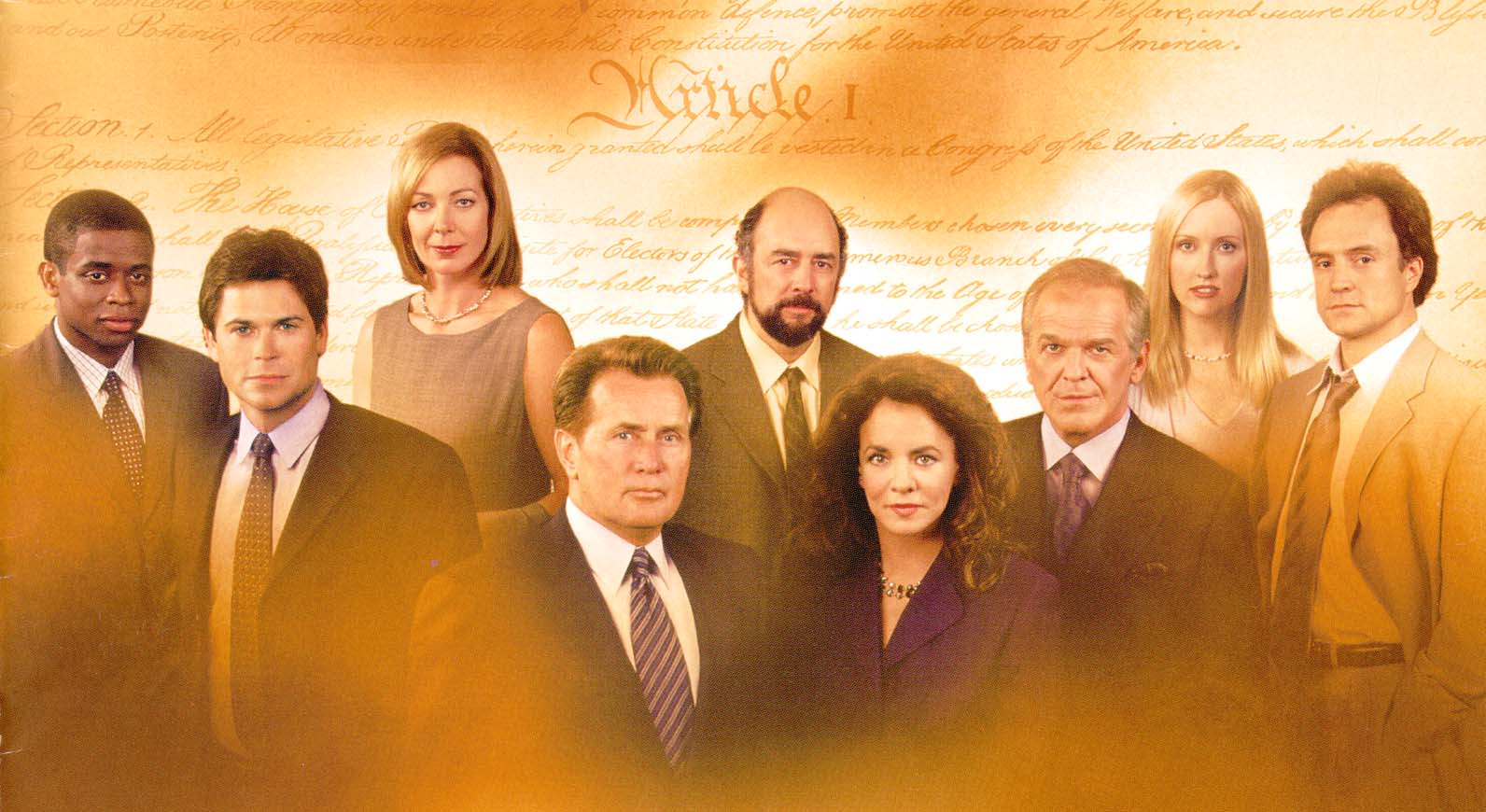 Television Greatness A Look Back At The West Wing My Tv My