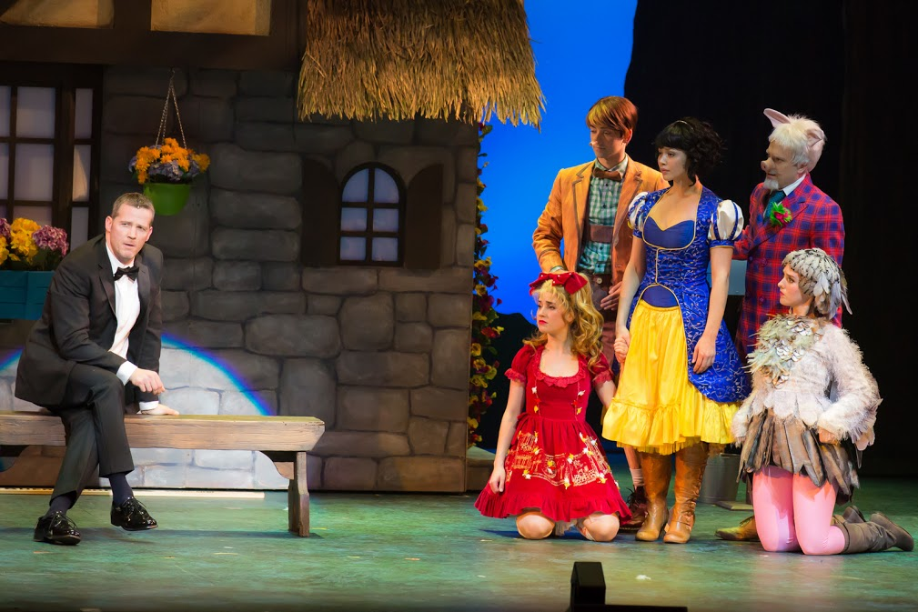 Snow White_Production. Photo by Racheal McCaig