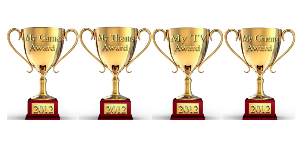 2012 Awards Trophies