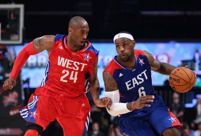 ace0ed188 The NBA All-Stars » My Sports