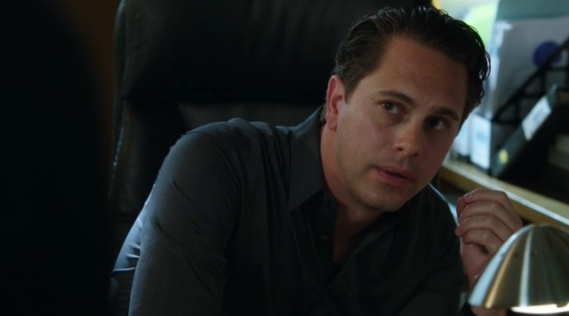 Thomas Sadoski as Don Keefer The Newsroom Season One Finale The Greater Fool 3