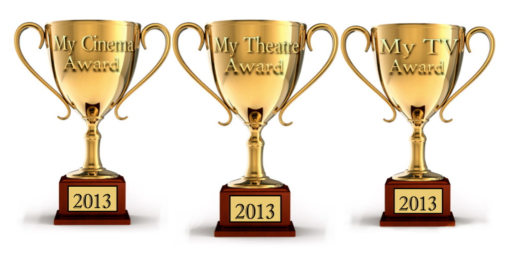 2013 Awards Trophies