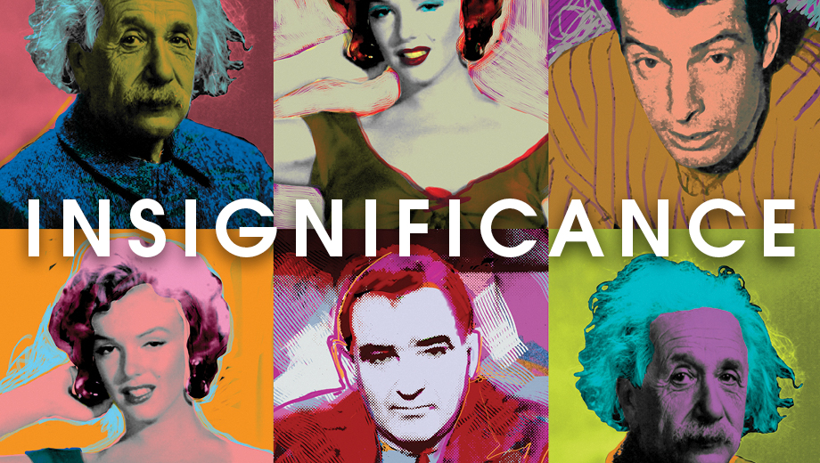 Insignificance Poster