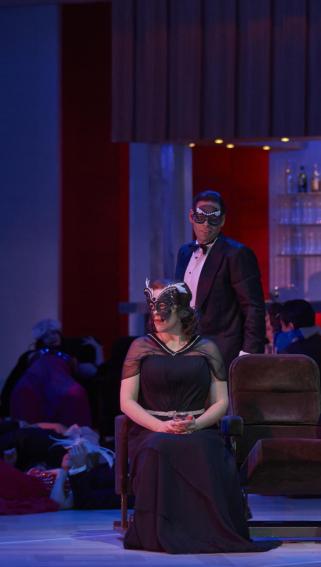 Adrianne Pieczonka & Dimitri Pittas, A Masked Ball