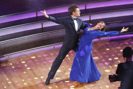 "DANCING WITH THE STARS - ""Episode 1701"" -- ""Dancing with the Stars"" is back with an all-new cast and fresh show format. The competition began with the two-hour season premiere, live, MONDAY, SEPTEMBER 16 (8:00-10:01 p.m., ET) on the ABC Television Network. Kicking off with a spectacular opening number featuring the entire cast, each couple then performed a Cha Cha, Foxtrot or Contemporary routine. (ABC/Kelsey McNeal) TRISTAN MACMANUS, VALERIE HARPER"