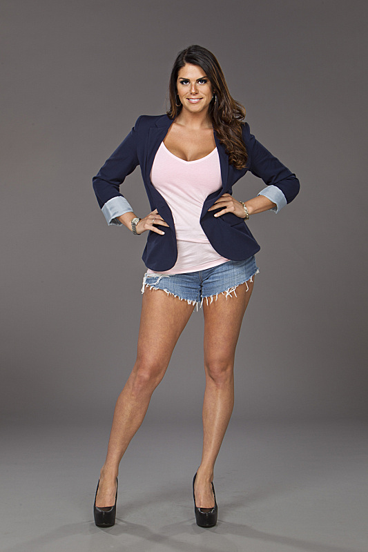 Amanda Zuckerman - Big Brother 15