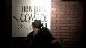 Greg comedian