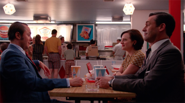 Mad Men The Strategy