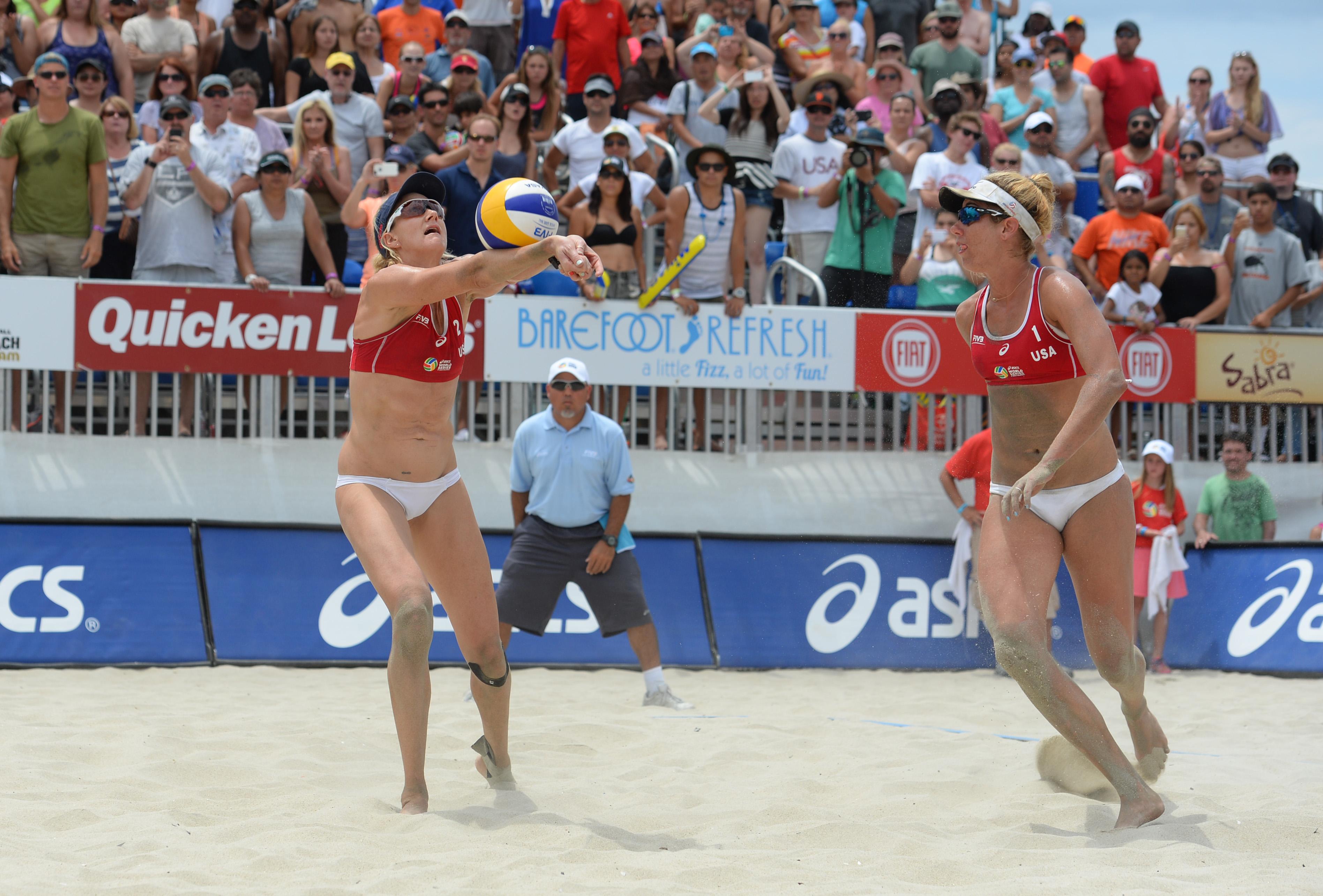 La série mondiale mondiale Asics de de 9523 volleyball de plage »My Sports | dfd102e - propertiindonesia.site