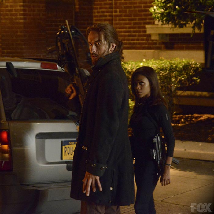 Ichabod and Abbie prepare to face the Horseman once again.
