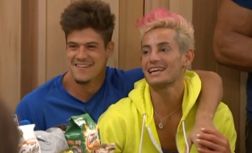 Big Brother: Zach and Frankie