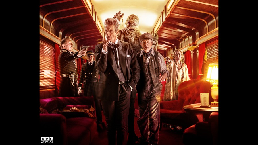 Mummy on the Orient Express