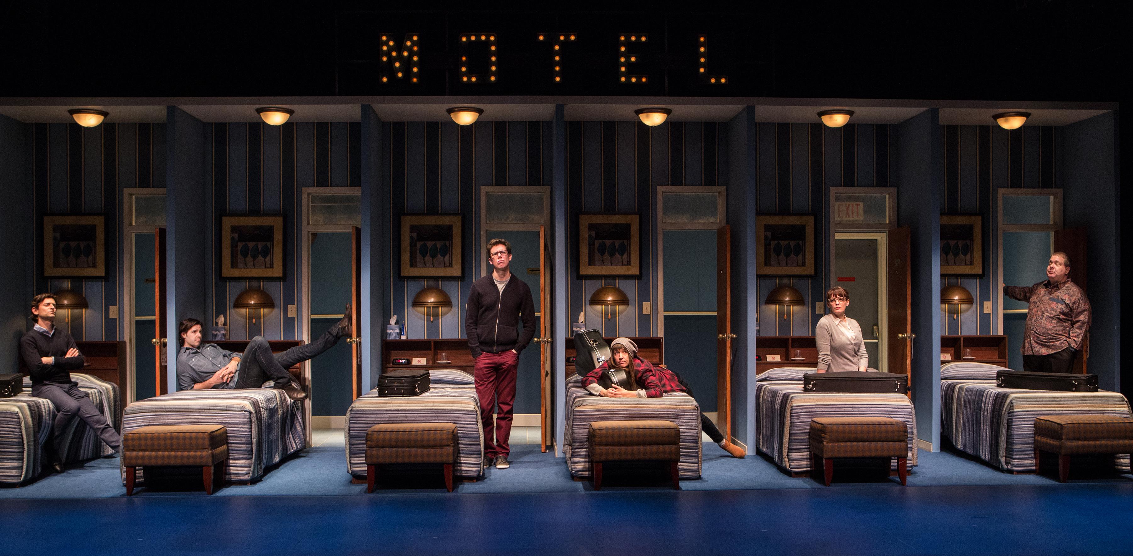 Sextet, Tarragon Theatre