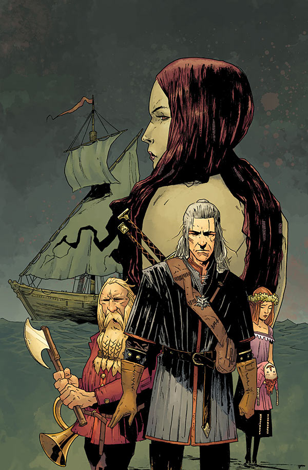 Cover Image by Joe Querio & Dave Stewart