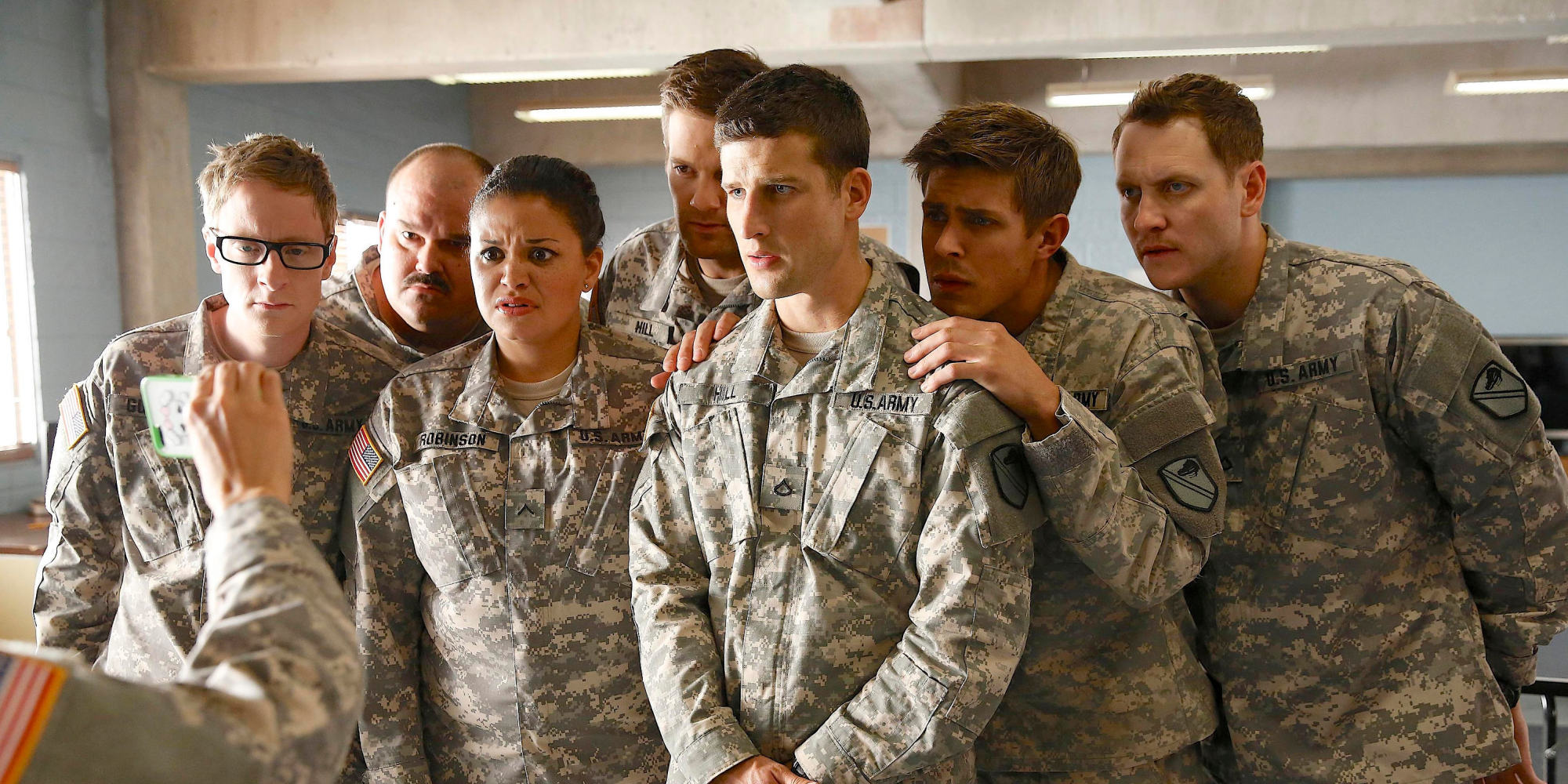 "FOX's ""Enlisted"" - Season One"