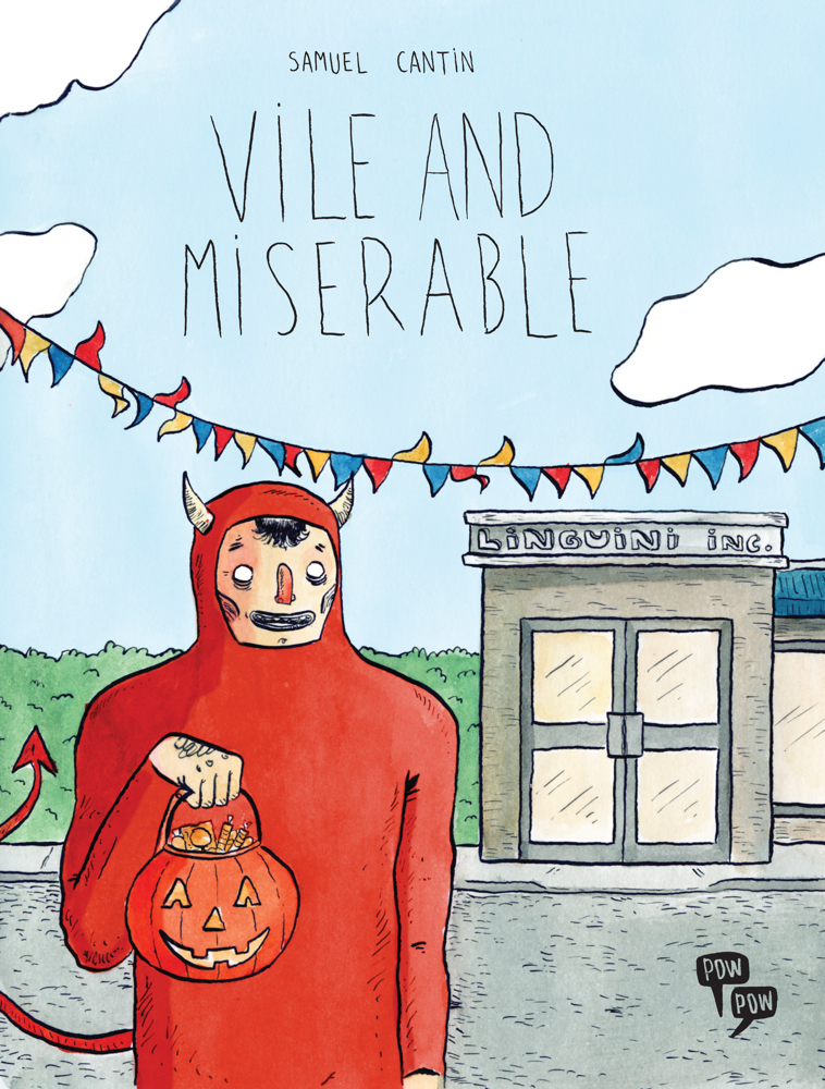 Vile And Miserable - Cover