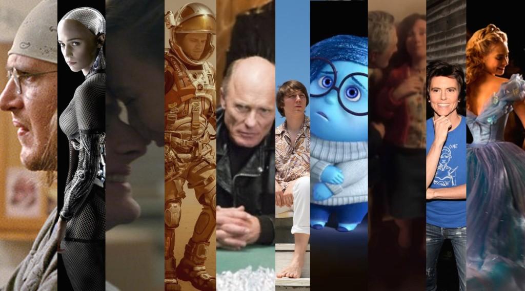 Cinematic '15 1-10