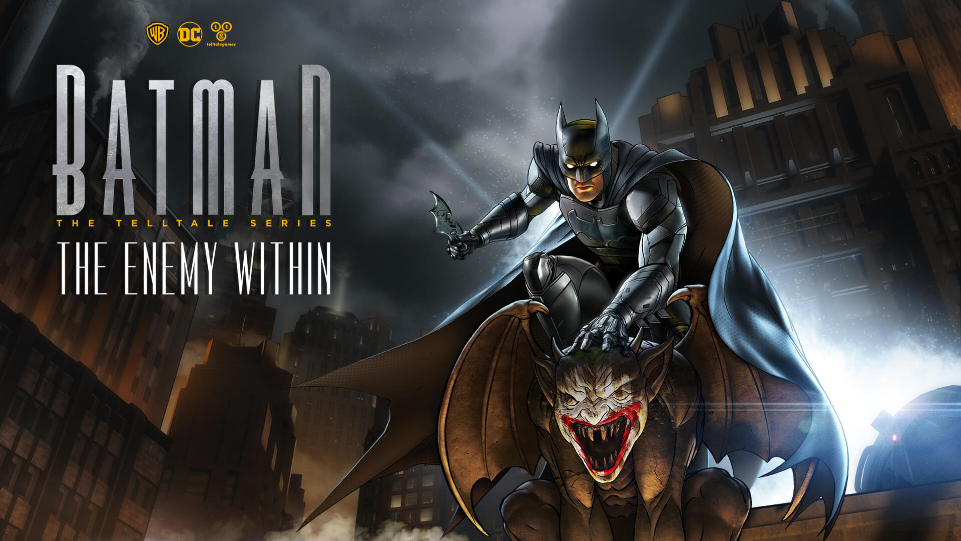 Telltale S Batman The Enemy Within Ep 1 My Games My