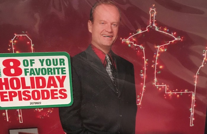 to celebrate the release of their new classic tv christmas dvds paramount home entertainment has given us a copy frasier christmas episodes to give away
